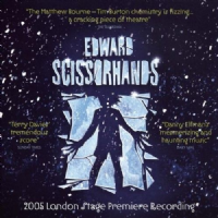 Edward Scissorhands 2005 London Cast CD